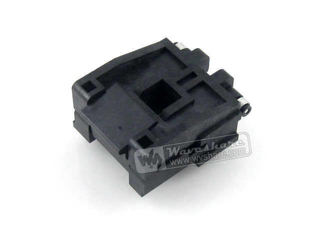 PLCC32 IC51-0324-453 PLCC Yamaichi IC Testi Soket Programlama Adaptörü 1.27mm Pitch