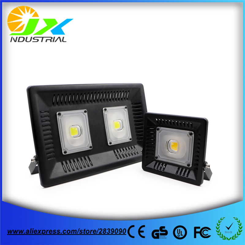 1Pcs Waterproof IP65 High Power 220V Led Lamp Floodlight Led Flood Light Garden Outdoor Lighting